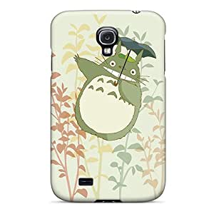 TanyaCulver Galaxy S4 Perfect Hard Cell-phone Cases Support Personal Customs Beautiful Totoro Pictures [MsH547Xlwx]