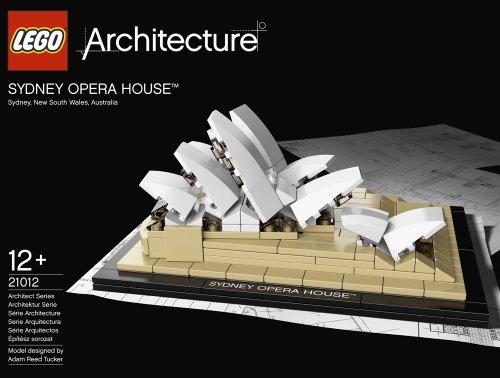 Buy sidney opera house lego
