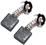 """Craftsman 315228110 / Ryobi BT3000 10"""" Table Saw (2 Pack) Replacement Brush Assembly # 4540007-2pk"""