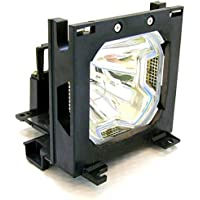 Sharp XG-P25X Projector Lamp Assembly Replacement. Lamp Assembly with High Quality Original Bulb Inside