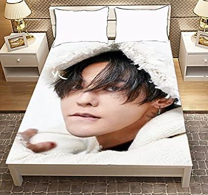 Amazon | BIGBANG ベッドカバー ...