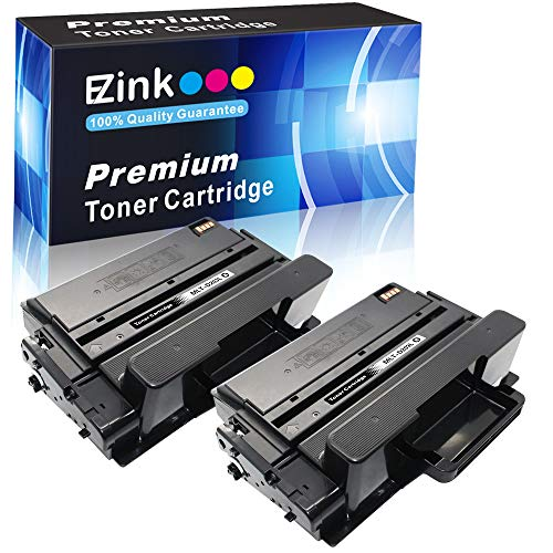 E-Z Ink (TM) Compatible Toner Cartridge Replacement for Samsung 203L 203 MLT-D203L High Yield to use with ProXpress M3370FD M3870FW M4070FR M3320ND M3820DW M4020ND (Black, 2 Pack) ()