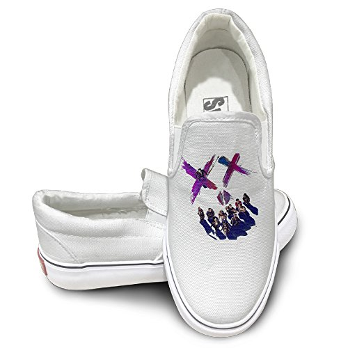 TAYC Suicide Squad Team Comfortable Shoe White (How To Make Ghostbuster Costume)