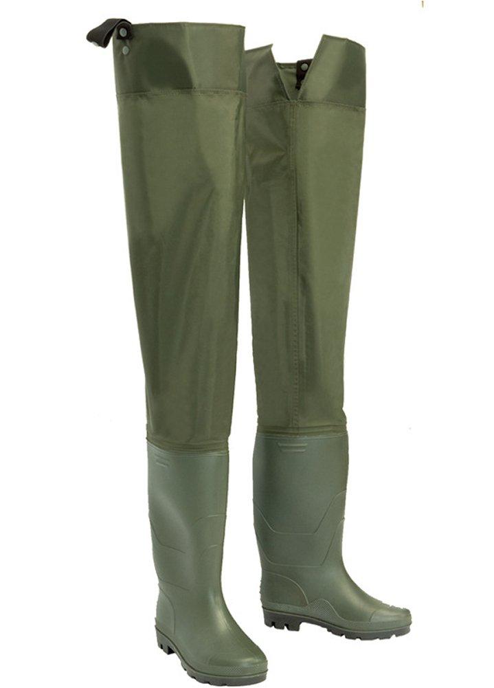 【本物新品保証】 Azuki/ Stockingfoot通気性Waders、軽量ナイロンWaders B07C7S1FJS Men Size 9 Hip/ Men Women Size 11|Nylon Hip Wader Green Nylon Hip Wader Green Men Size 9/ Women Size 11, KANERIN:ab2b198c --- vezam.lt