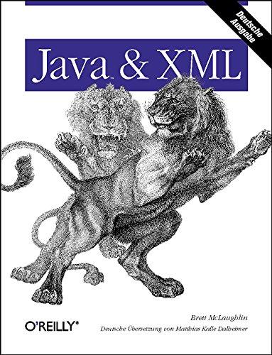 Java und XML Taschenbuch – 1. März 2001 Brett McLaughlin 3897212803 Informatik EDV / Informatik