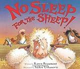 No Sleep for the Sheep!, Karen Beaumont, 015204969X