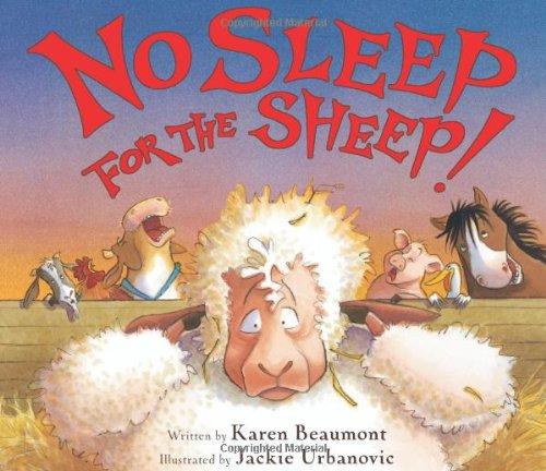 No Sleep Sheep Karen Beaumont product image