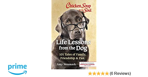 Chicken Soup for the Soul: Life Lessons from the Dog: 101