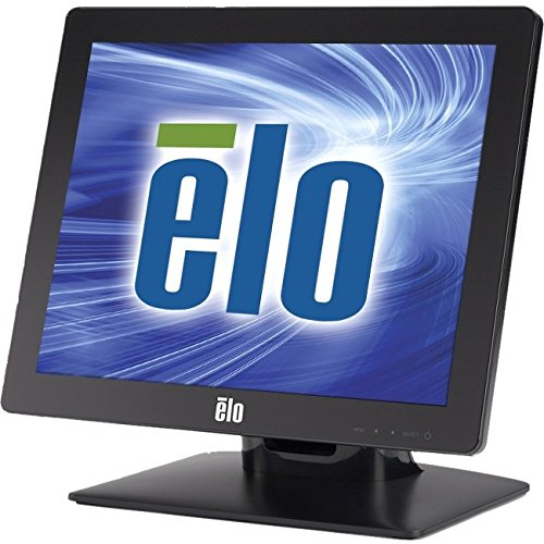 Elo E344758 Desktop Touchmonitors 1517L IntelliTouch 15'' LED-Backlit LCD Monitor, Black