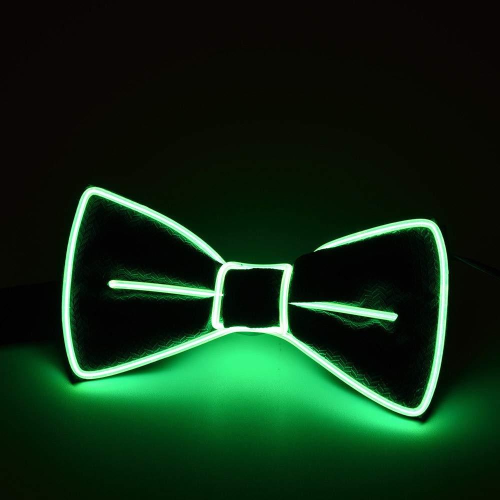 Corbatas luminosas de neón para decoración del hogar, para fiestas ...