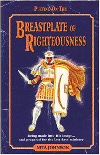 Putting on the Breastplate of Righteousness: Nita Johnson