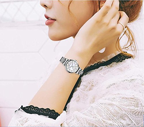 Wrist-Watch-for-Women-Ladies-WatchRose-Gold-Watch-for-GirlsBETFEEDO-Waterproof-Quartz-Dress-Watches