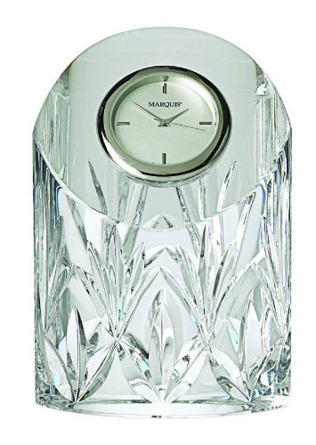 Marquis By Waterford CAPRICE CLOCK MEDIUM