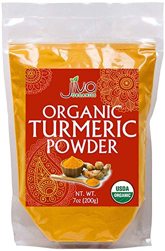 Organic Turmeric Powder W