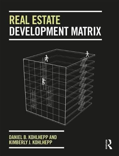 Real Estate Development Matrix by Routledge