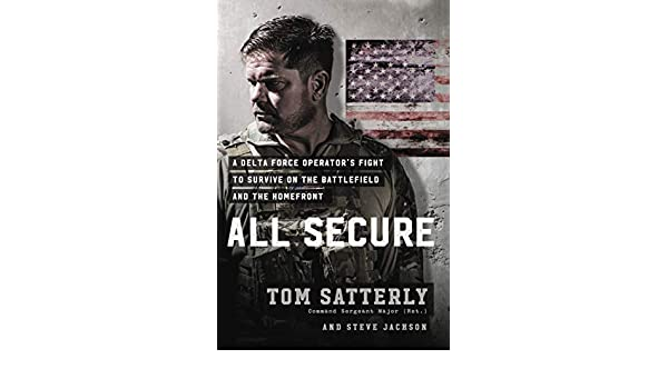 Amazon com: All Secure: A Delta Force Operator's Fight to Survive on