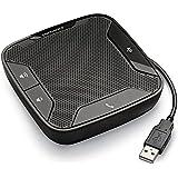 Plantronics Calisto 610-M Portable USB Speakerphone Optimized for Microsoft Lync, Skype and UC 201859-02
