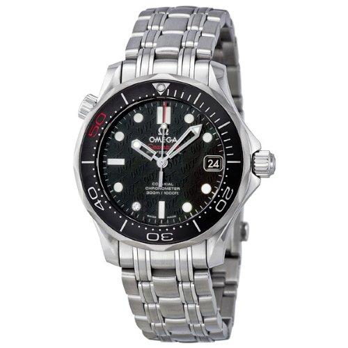 Omega Seamaster Diver - Reloj (Reloj de pulsera aac1fbe77455
