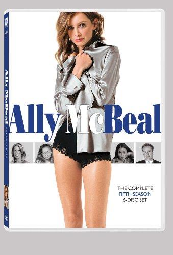 ally mcbeal season 5 - 1