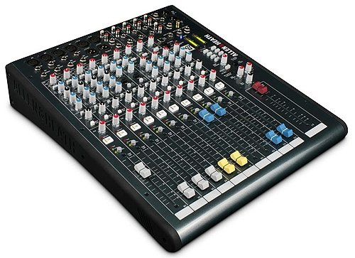Allen & Heath XB-14 14 Channel Broadcast Console (14 Mixer Zed Heath)