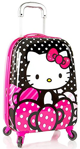 heys-america-hello-kitty-tween-spinner-black-luggage