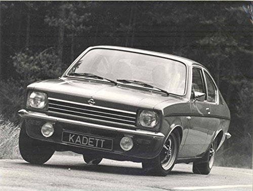 1974 Opel Kadett Coupe SR Automobile Photo Poster for sale  Delivered anywhere in USA