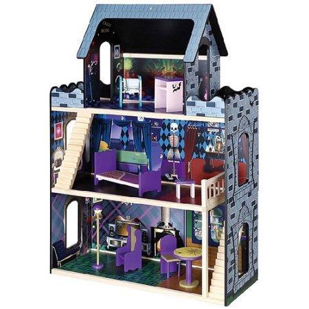 Monster High Dolls For Sale Cheap - Monster Mansion Wooden Doll House