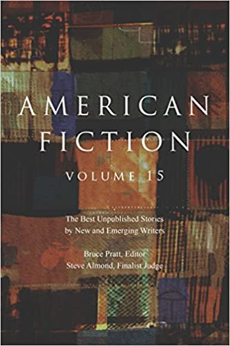 Book American Fiction: Volume 15