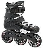 FR Skates FRX 310 2019-3 Wheels Skate x 110mm Wheels - Inline Skates for Fast Urban Skating, Freeride, City Skating, Fast Recreational. Popular French Brand (M US 10 / EU43)