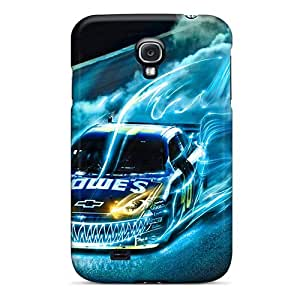 ZUMmj856gQAOL RomanticAreaBrand Awesome Case Cover Compatible With Galaxy S4 - Drag Car