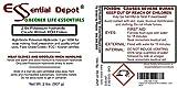 Essential Depot Potassium Hydroxide Flakes KOH, 2