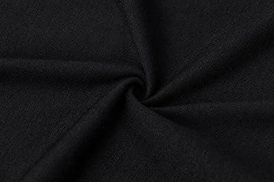 Melansay Women's Sleeveless Racerback Loose T Shirt Dress Casual Summer Dresses with Pockets