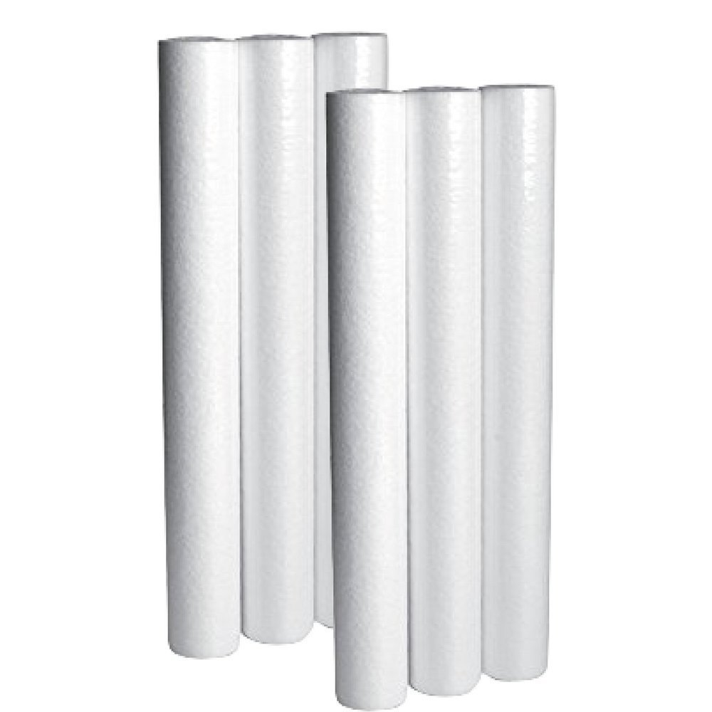 In Home Water Filter Cartridge Pack - Sediment Filtration Cartridges For Your Home 20'' Height x 2.5'' Width (6 pack) BY CFS