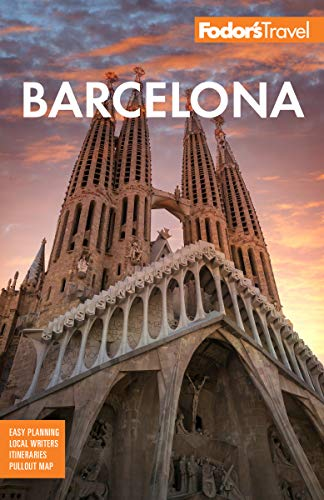 51YMth8xAfL - Fodor's Barcelona: with highlights of Catalonia (Full-color Travel Guide)