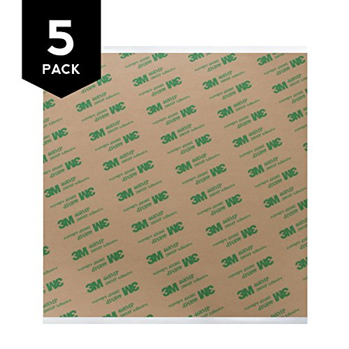 (Gizmo Dorks 3M 468MP Adhesive Transfer Tape Sheets 8