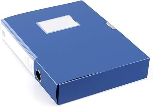 Carpeta de Archivos 5/10 Cargado a4 Caja de Archivos Caja de Archivo Caja de información de Archivos Caja de Almacenamiento de plástico Carpeta de Almacenamiento Carpeta de Almacenamiento: Amazon.es: Electrónica