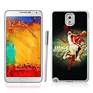 NBA James Samsung Galalxy Note 3 N9000 2D Case For James Fans By zeroCase