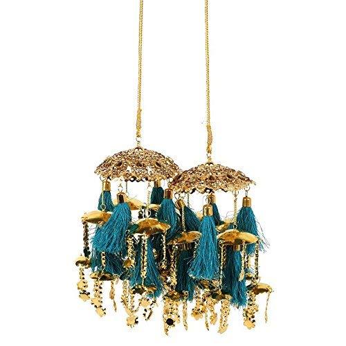 Designer Gold Tone Bridal Kalira