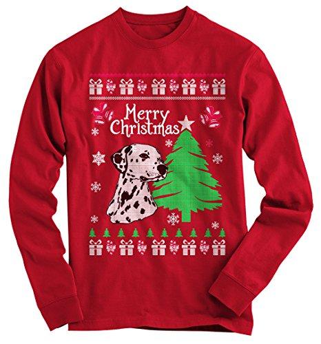 Dalmation Ugly Christmas