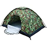 Tengchang Family Instant Automatic Pop Up Camping Hiking Tent Blue Waterproof