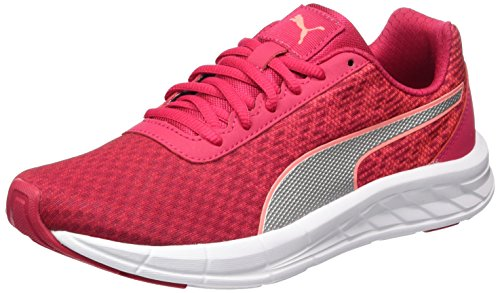 Puma Comet, Zapatillas de Deporte para Exterior para Mujer Rosa (Love Potion-white)