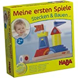 Haba My Very First Games Stacking & Constructing