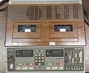Sony Bm246 Court Meeting 4 Track Recorder
