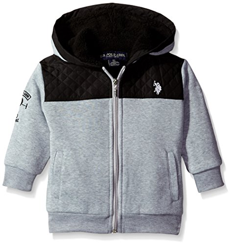 U S Polo Assn Sherpa Fleece