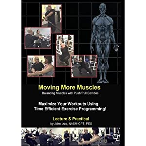 Moving More Muscles - Balancing Muscles with Push/Pull Combo s movie
