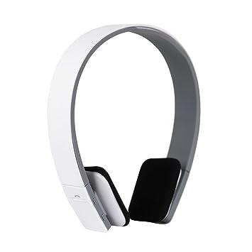 Hillrong AEC BQ-618 - Auriculares de Diadema inalámbricos con Bluetooth
