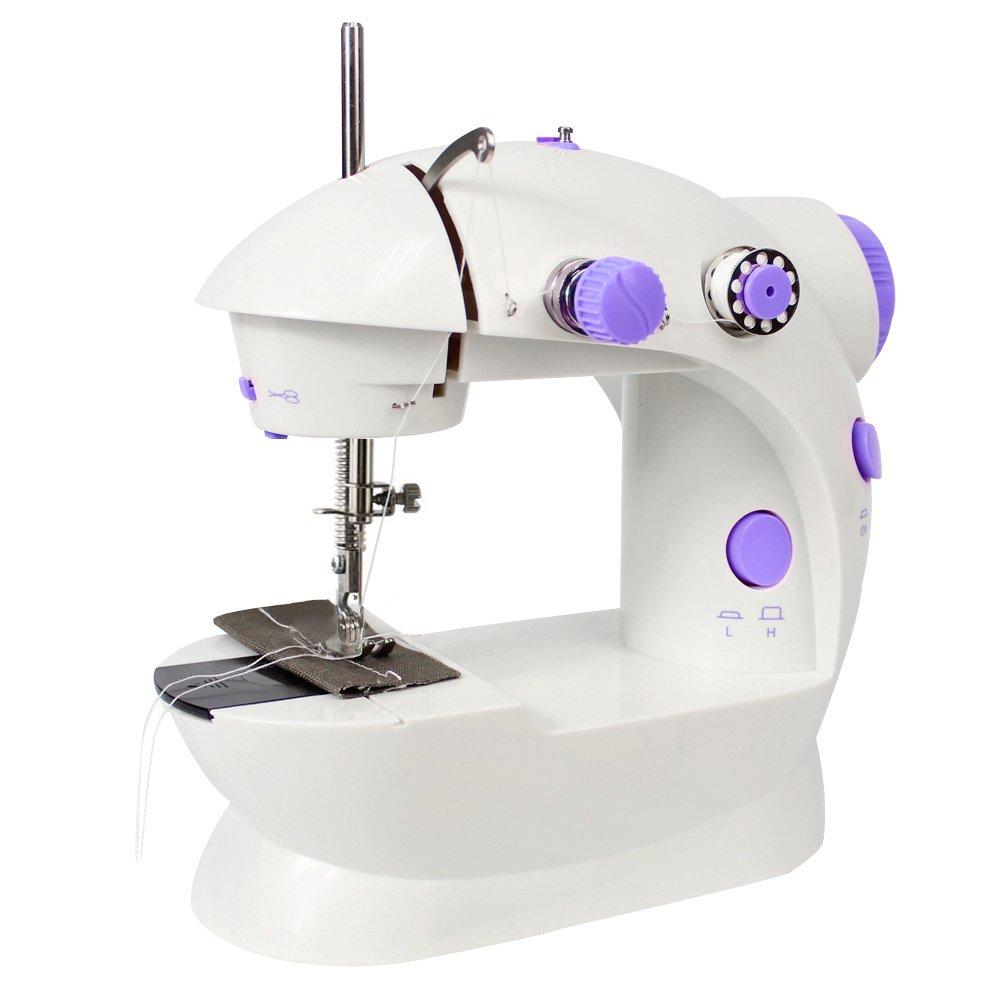 how to put bobbin in mini sewing machine