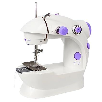 Amazon Sewing Machine MiniSized Basic Crafting Mending Cool Basic Sewing Machine