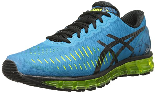 new york d0827 a889a ASICS Men's Gel Quantum 360 Running Shoe, Turquoise/Black ...