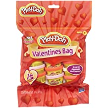 Play-Doh Valentines Bag Dough